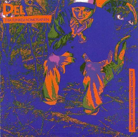 Del the Funky Homosapien Gives Vinyl Reissue to 'I Wish My Brother George Was Here'
