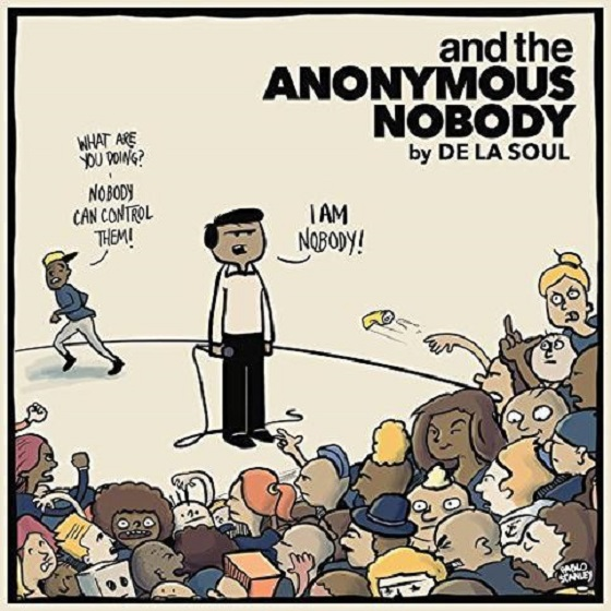 "De La Soul ""Royalty Capes"""