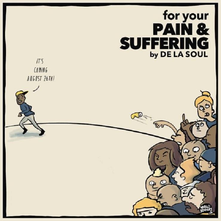 De La Soul Drop Surprise EP Ahead of New Album
