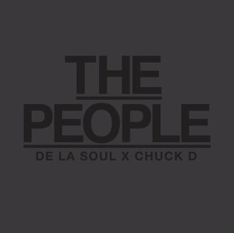 """De La Soul """"The People"""" (ft. Chuck D)"""