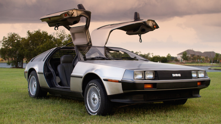 The Future Is Back: New DeLorean Cars Coming in 2017