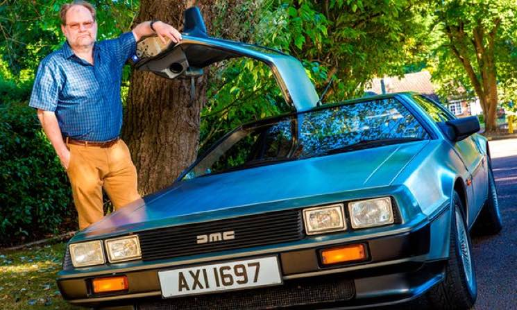 UK Man Arrested for Driving at 88 mph in His Delorean