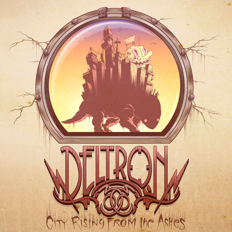 """Deltron 3030 """"City Rising from the Ashes"""""""