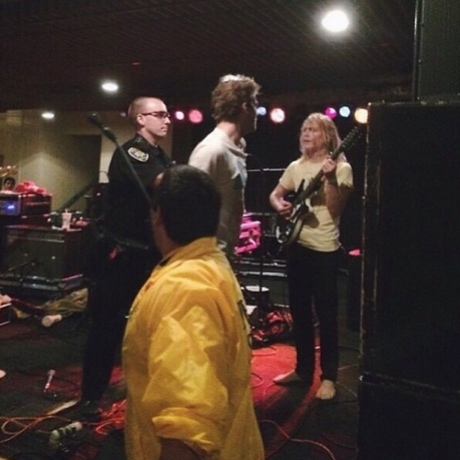 Mac DeMarco Detained by Police During Show
