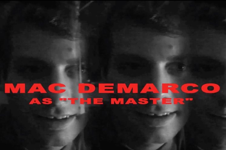 "Mac DeMarco to Star as ""The Master"" in 'Dark Prism' Film"