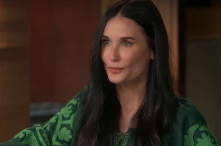 Demi Moore Reveals She Was Raped at 15