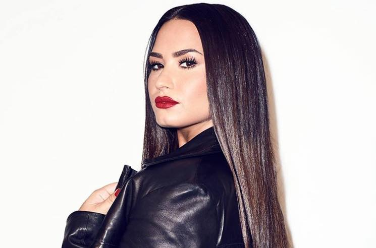 Demi Lovato to Sing National Anthem at the Super Bowl