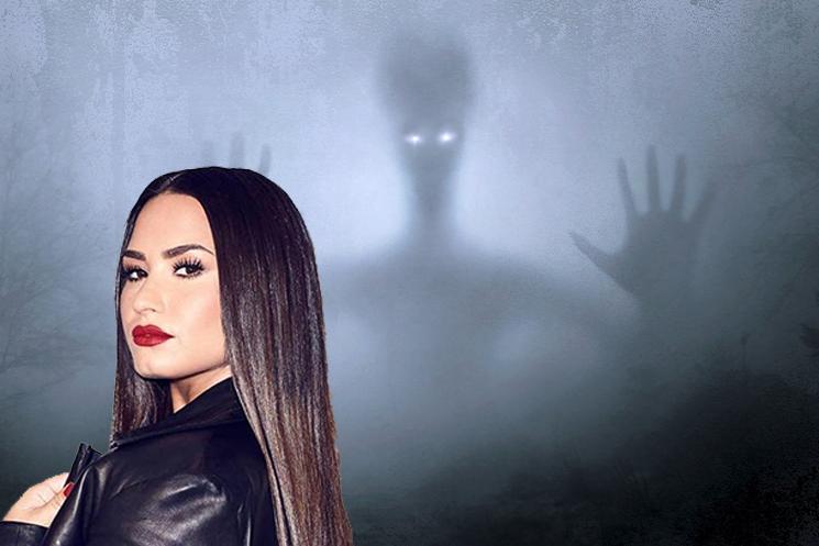 Demi Lovato Will Hunt for Aliens in New UFO Investigation Series