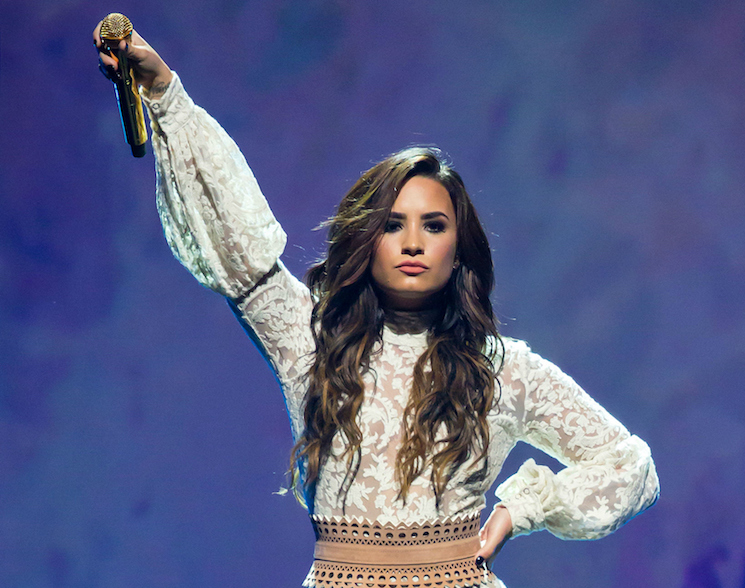 Demi Lovato Hospitalized for Drug Overdose