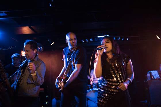 Dengue Fever Biltmore Cabaret, Vancouver BC, February 9
