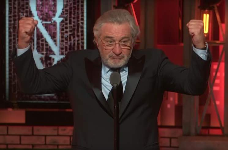 ​Suspicious Package Sent to Robert De Niro's Offices in New York