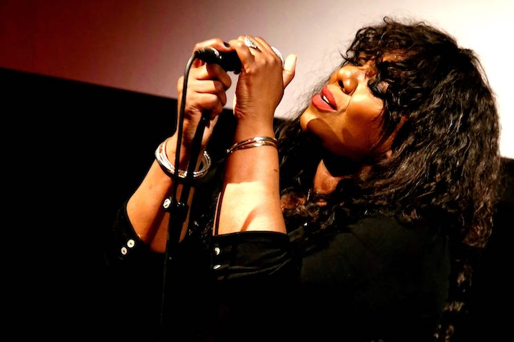 Singer Denise Johnson, Primal Scream star, dies