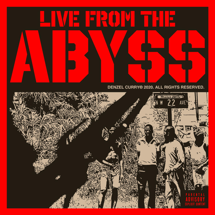 Denzel Curry Reports 'Live from the Abyss' on New Song