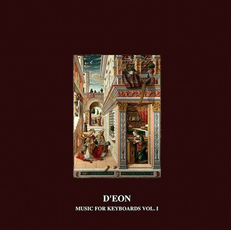 d'Eon 'Music for Keyboards Vol. 1'