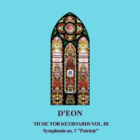 d'Eon 'Music for Keyboards Vol. III'