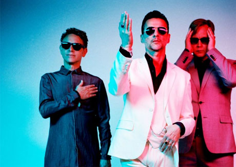 Depeche Mode Talk 'Delta Machine'