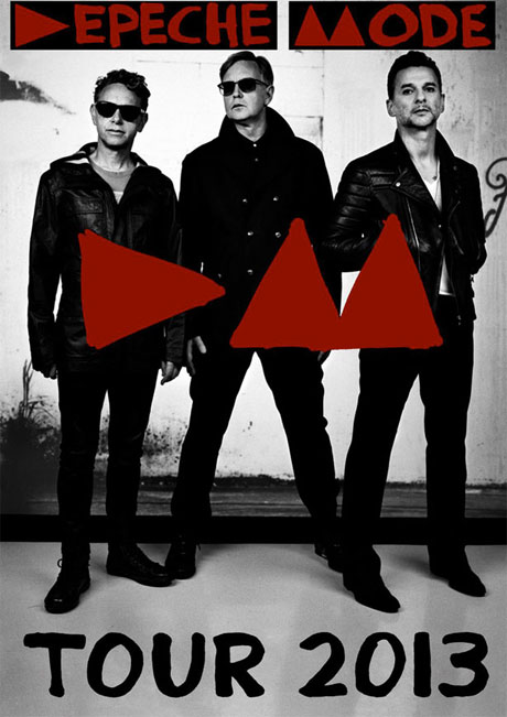 Bat for Lashes and Crystal Castles to Open for Depeche Mode on North American Tour
