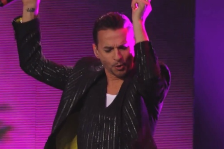 "Depeche Mode ""Soothe My Soul"" / ""Heaven"" (live on 'Kimmel')"