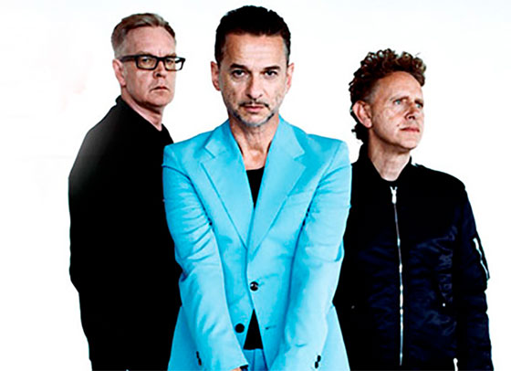 "Depeche Mode Announce Final Leg  ""Global Spirit Tour"""