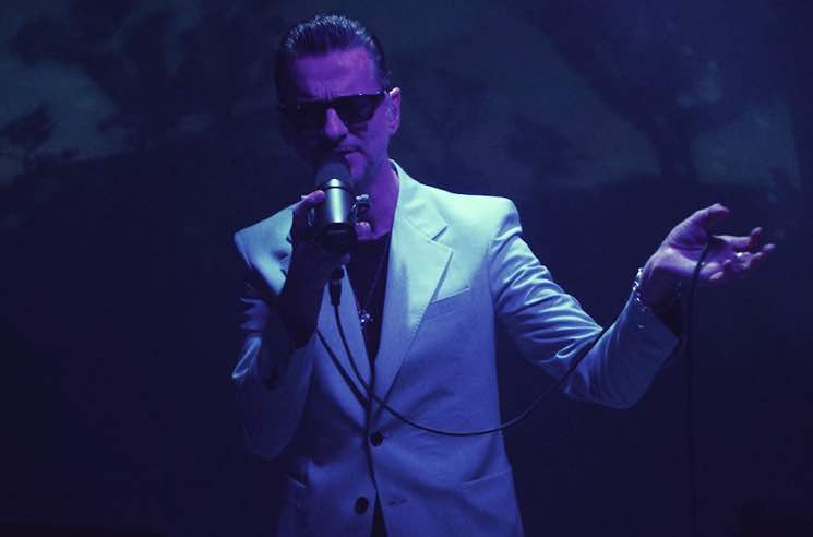 "​Depeche Mode Unveil Cover of David Bowie's ""Heroes"""