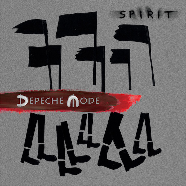 Depeche Mode 'Spirit' (album stream)