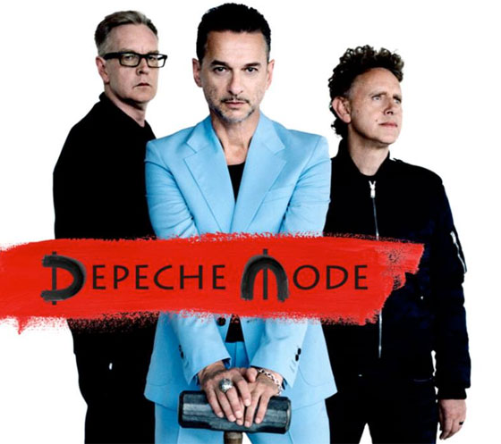 "Depeche Mode Bring ""Global Spirit Tour"" to Canada and the U.S."