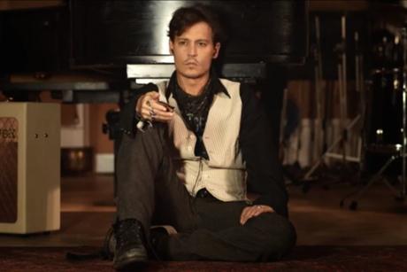 "Paul McCartney ""Queenie Eye"" (video trailer) (starring Johnny Depp)"