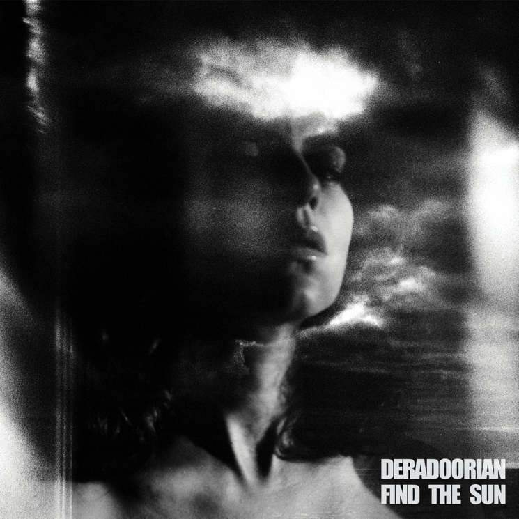 Deradoorian Basks in the Darkness on 'Find the Sun'