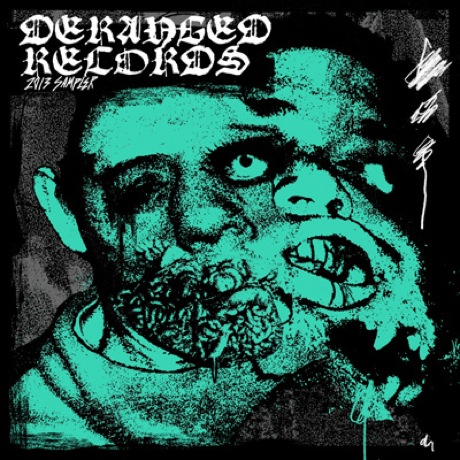 Various 'Deranged Records 2013 Sampler'