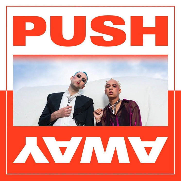 Vancouver's des hume Dances Through the Tears on 'Push Away'
