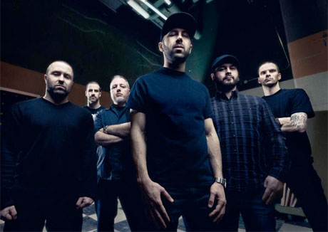 Despised Icon Unveil Canada/U.S. Reunion Shows