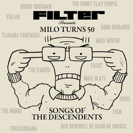 Various 'Milo Turns 50: Songs of the Descendents'