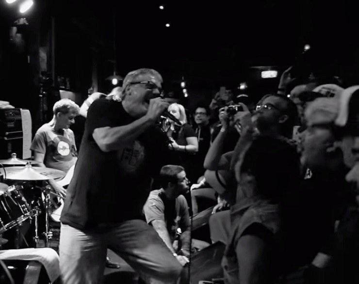 "Descendents ""Victim of Me"" (video)"