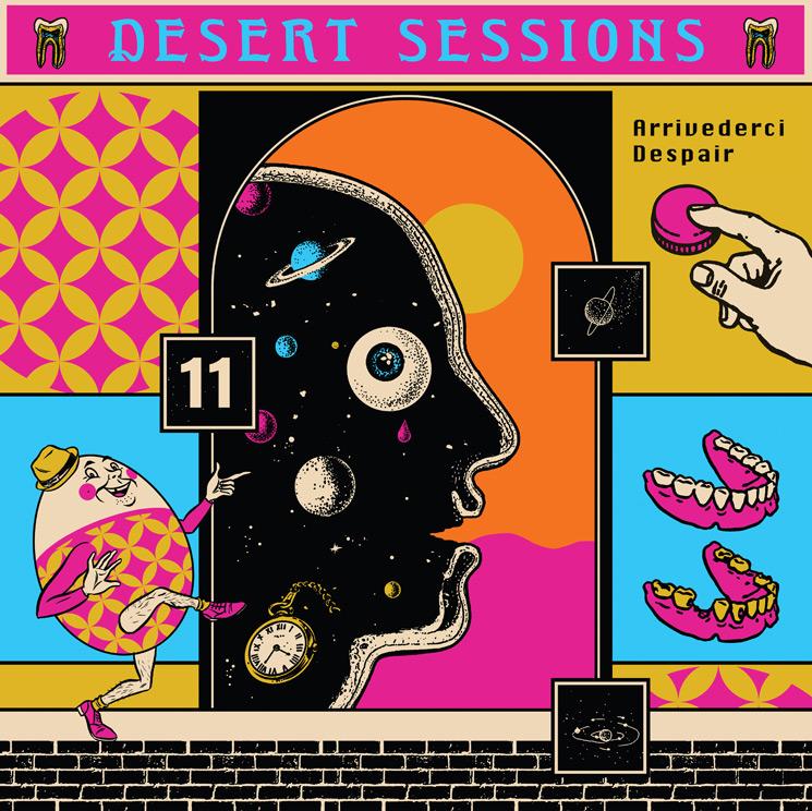 Josh Homme Details 'Desert Sessions: Vols. 11 & 12'
