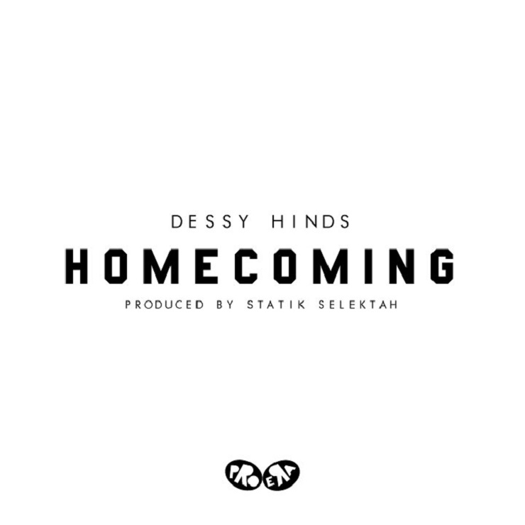 "Dessy Hinds ""Homecoming"""