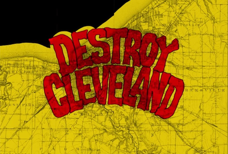 'Destroy Cleveland' (documentary trailer)