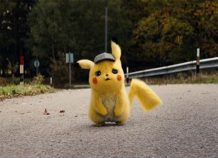 'Pokémon Detective Pikachu' Is Flashy But Has No Spark Directed by Rob Letterman