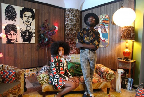 Solange and Dev Hynes Beef over Twitter