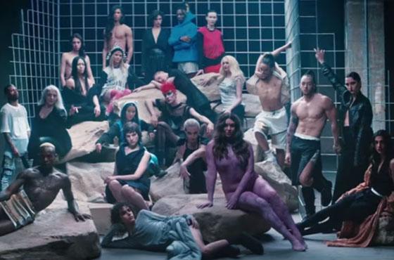 Dev Hynes & Neneh Cherry 'He She Me' (video)