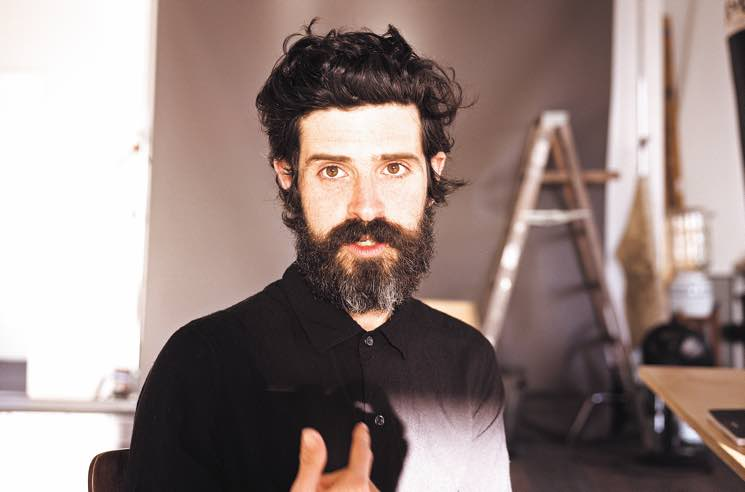 Devendra Banhart Blurred Lines