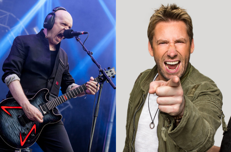 Chad Kroeger Is on Devin Townsend's New Album