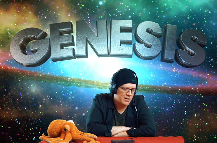 Devin Townsend Shares New 'Empath' Song 'Genesis'