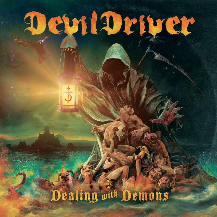 DevilDriver Sound Like a One-Man Show on 'Dealing with Demons I'