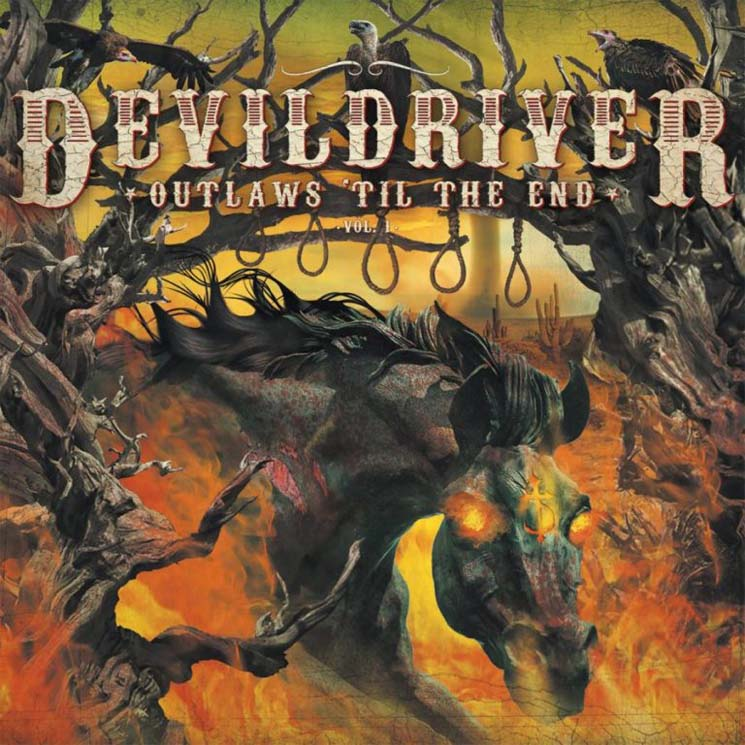DevilDriver Outlaws 'Til the End Vol. 1