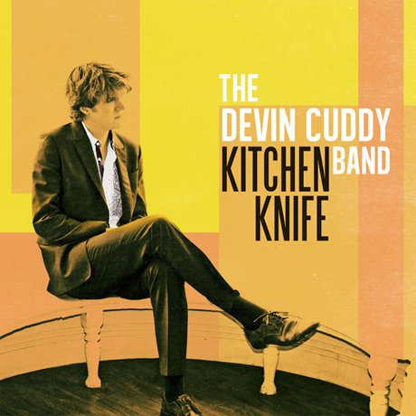 The Devin Cuddy Band Kitchen Knife