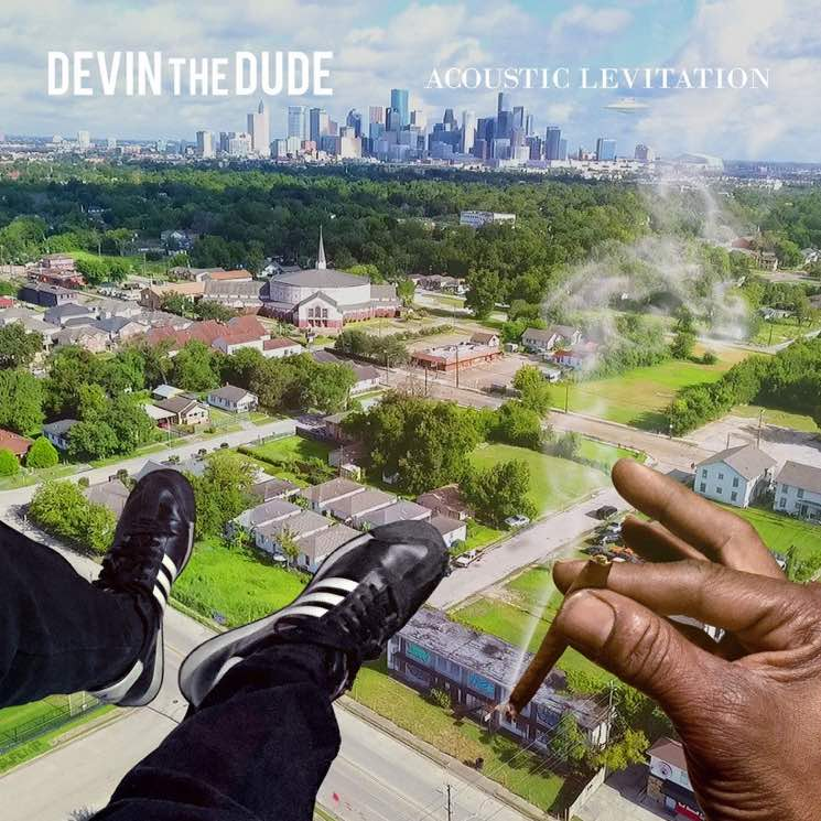 Devin the Dude  Acoustic Levitation