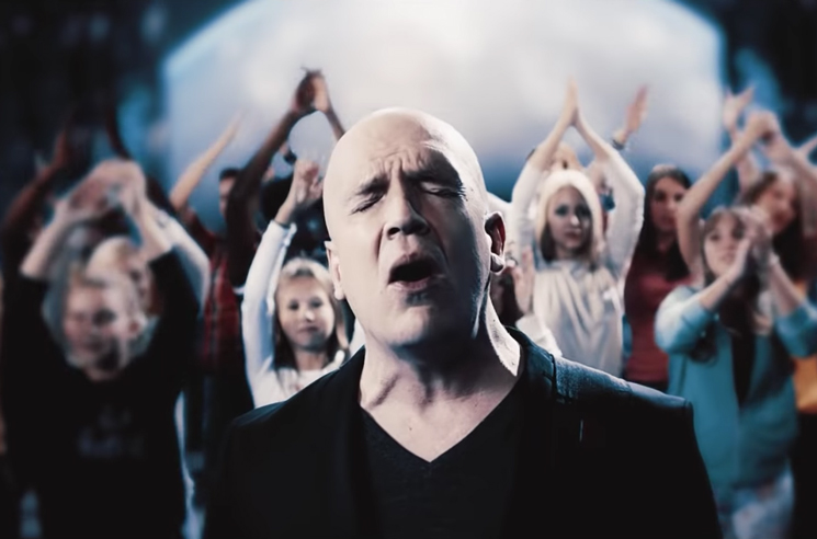 "Devin Townsend Plays a Show in Outer Space in His Video for ""Spirits Will Collide"""