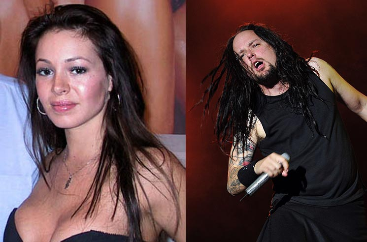 Korn's Jonathan Davis Shares Statement on Late Wife Deven Davis
