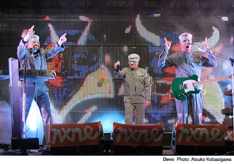 Devo Announce West Coast Tour, Play Vancouver