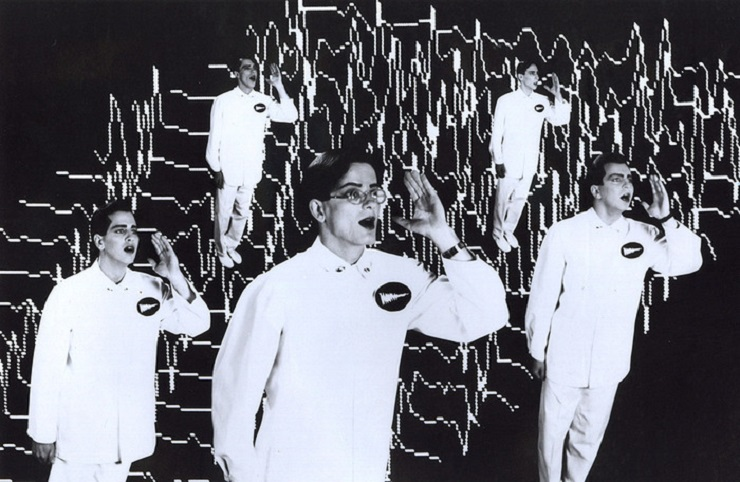 Devo to Issue Illustrated History Book